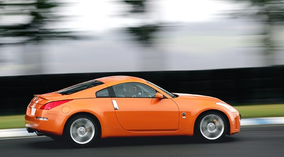 nissan 350z 2008 review