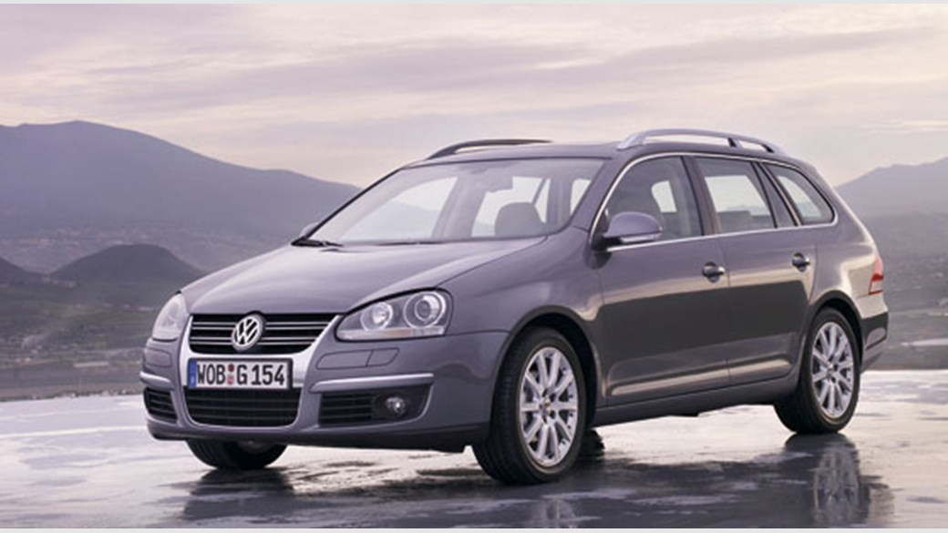 Vw Golf Estate 2 0 Tdi 2007 Review