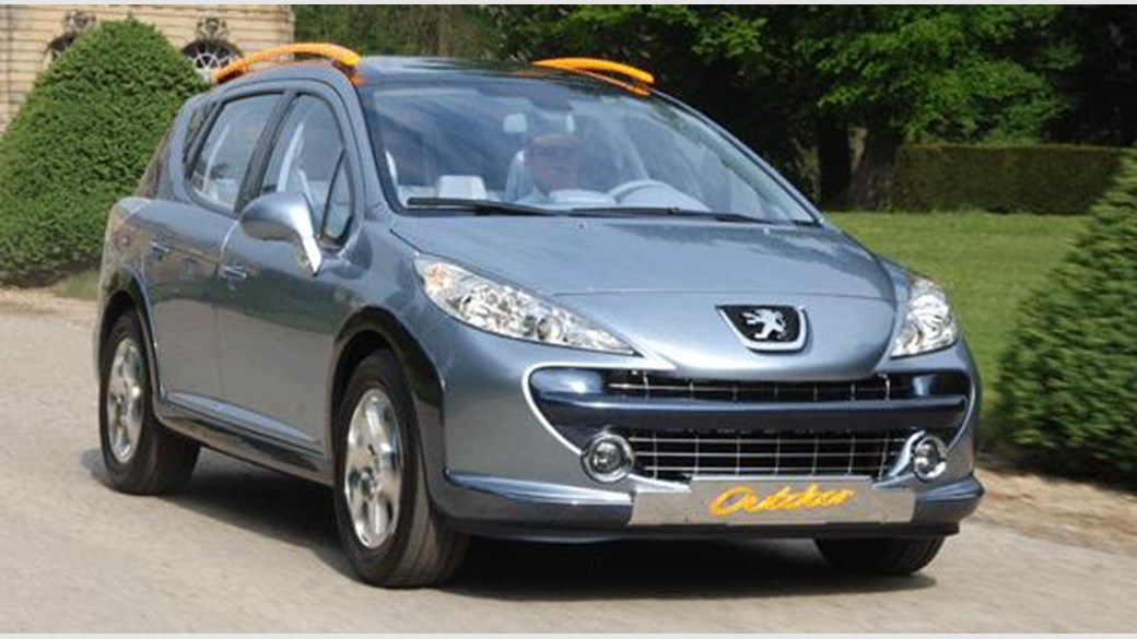 peugeot 207 sw outdoor (2007) reviewcar magazine