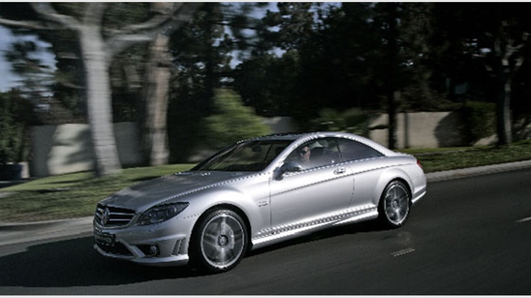 Mercedes Cl65 Amg 2007 Review