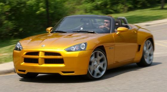 Dodge Demon Concept 2007 Review Car Magazine