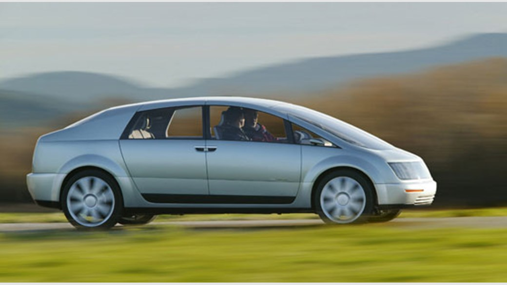 Gm Hy Wire Concept Car 2007 Review Car Magazine