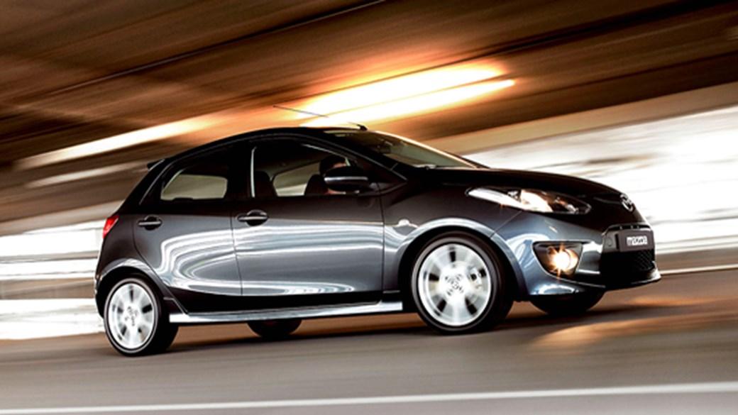 Mazda 2 1.5 Sport (2007) Review