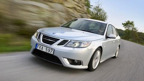 Saab 9-3 1 9 TTiD 180 (2007) review   CAR Magazine