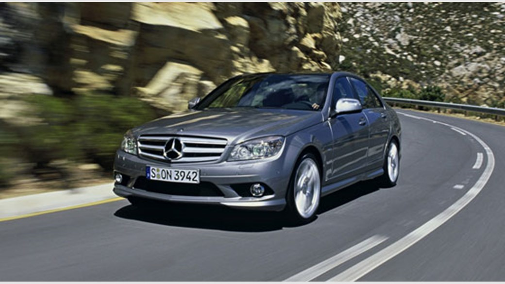 Mercedes C220 CDI Sport (2007) review | CAR Magazine