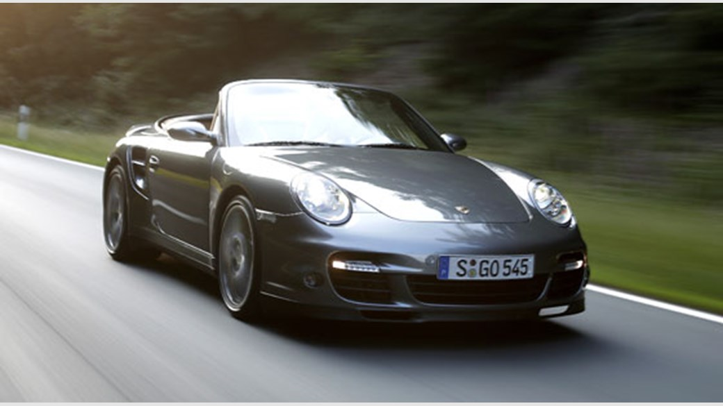 Porsche 911 Turbo Cabriolet 2007 Review