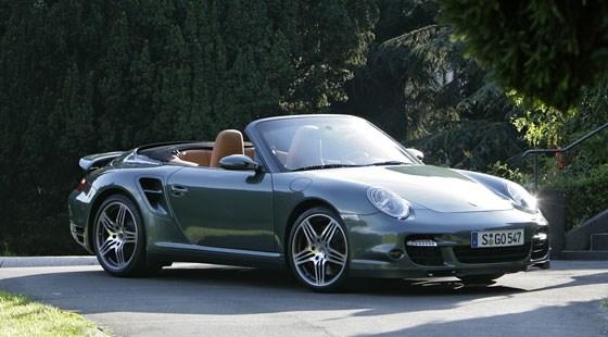 Porsche 911 Turbo Cabriolet 2007 Review Car Magazine