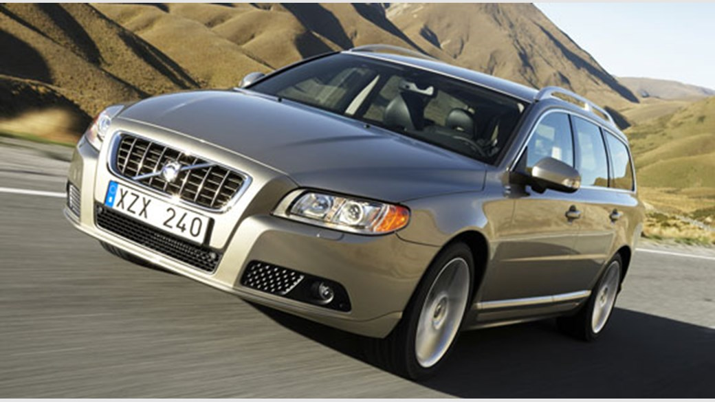 Volvo V70 D5 2007 Review