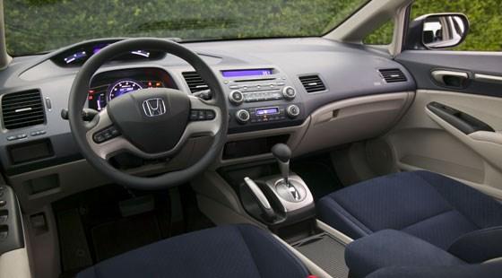 High Quality ... Honda Civic IMA CAR (2007) Review ...