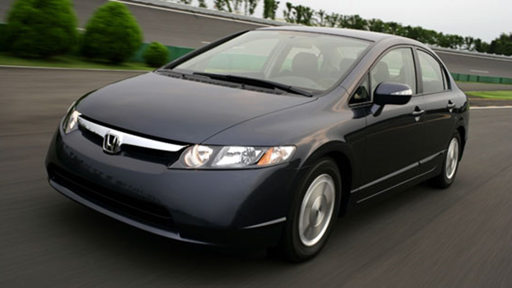 Honda Civic IMA (2007) Review