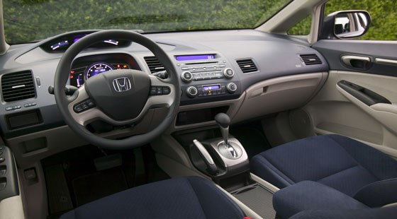 ... Honda Civic IMA (2007) Review ...