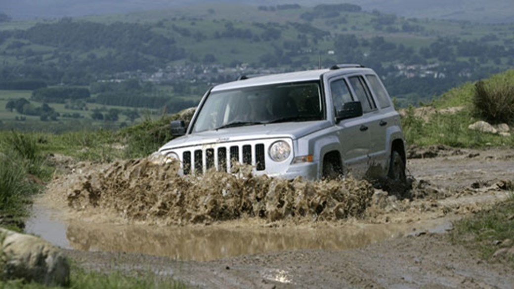 Jeep Patriot 2.0 CRD (2007) Review