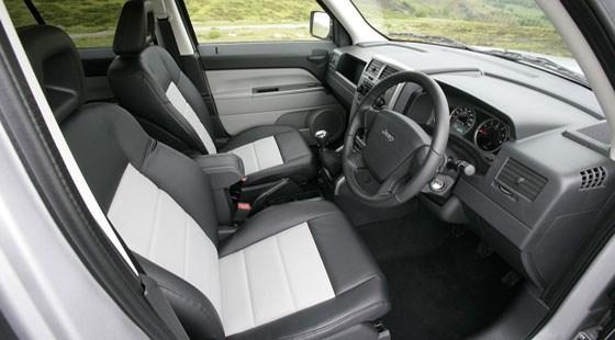 Jeep Patriot 2 0 CRD (2007) review | CAR Magazine