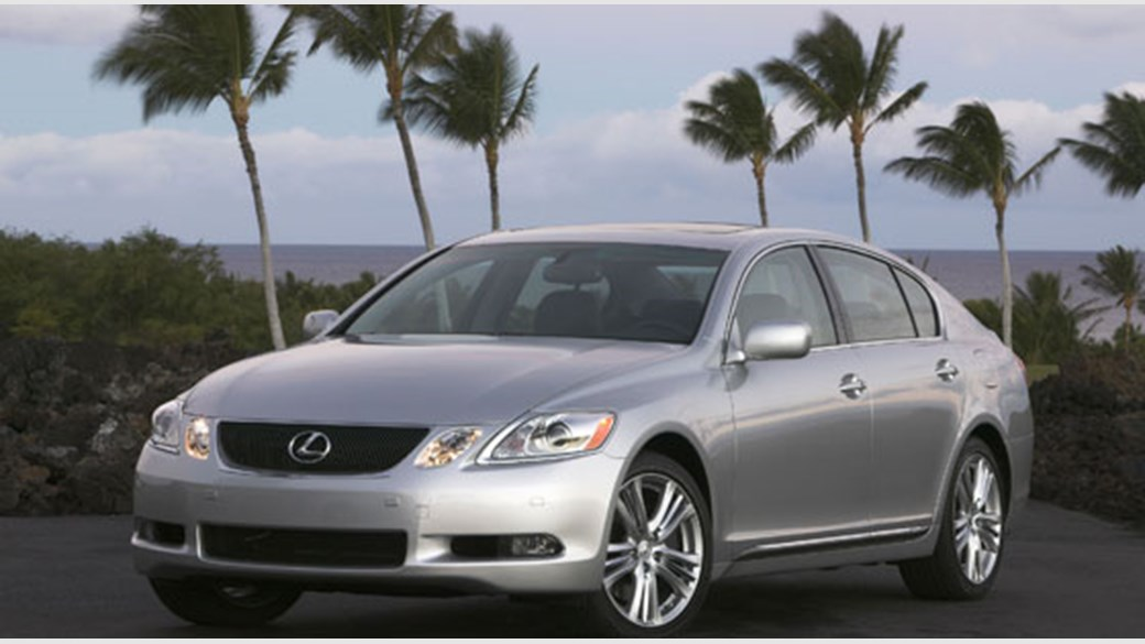 Lexus Gs450h 2007 Review