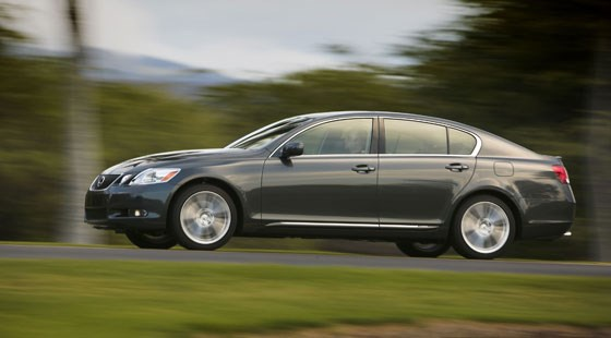 Lexus GS450h (2007) review | CAR Magazine