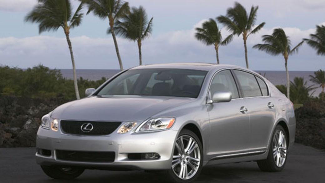 Wonderful Lexus GS450h Hybrid (2007) Review