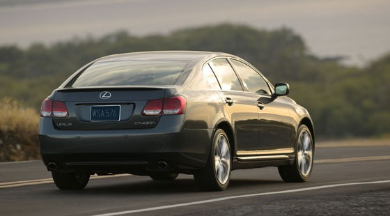 Lexus GS450h hybrid (2007) review | CAR Magazine