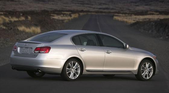 Premier Auto Group >> Lexus GS450h hybrid (2007) review | CAR Magazine