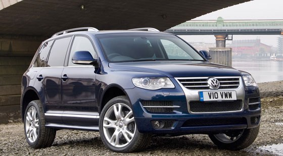 Auto Lease Deals >> VW Touareg V10 TDi (2007) review | CAR Magazine