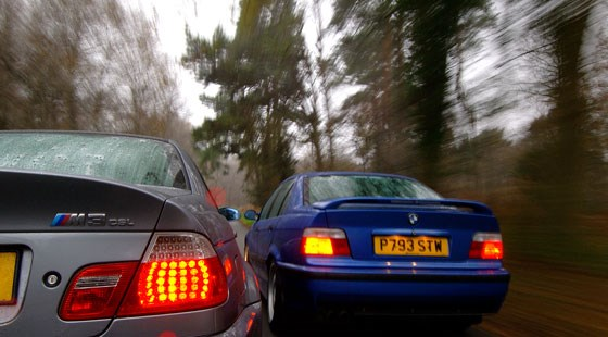 Bmw M3 E30 E36 And E46 Driven Review Car Magazine