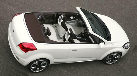 Kia ex cee-d Cabrio Concept