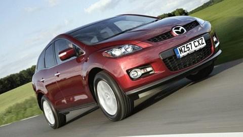 Mazda CX-7 2 3 (2007) review | CAR Magazine