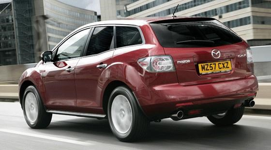 Great ... Mazda CX 7 2.3 (2007) Review ...