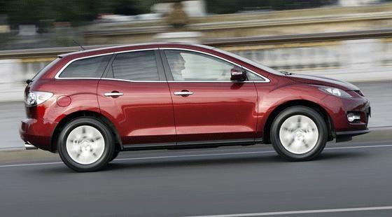 ... Mazda CX 7 2.3 (2007) Review ...