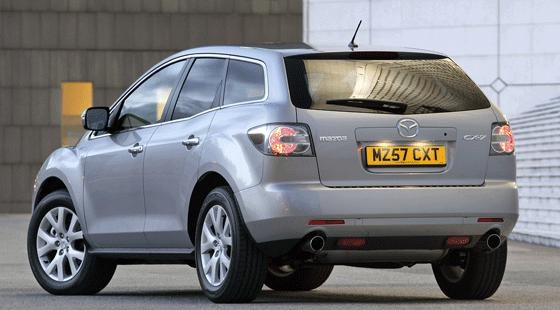 mazda cx-7 2.3 (2007) reviewcar magazine