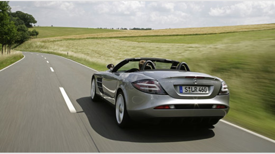 Mercedes Mclaren Slr Roadster 2007 Review Car Magazine