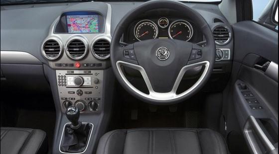 Vauxhall Antara 20 Tdi 2007 Review Car Magazine
