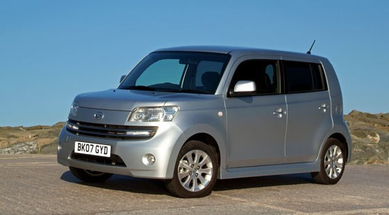 Daihatsu Materia Cars For Sale