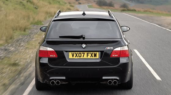 Bmw M5 Touring 2007 Review Car Magazine