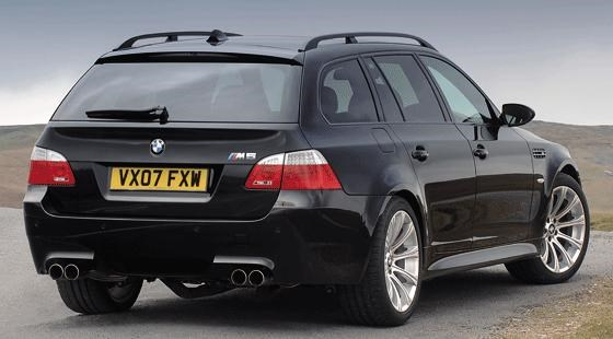 BMW M5 Touring (2007) review by CAR Magazine