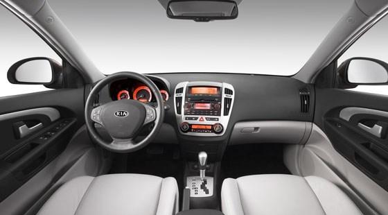 Kia Ceed Sw 1 6 Crdi 2007 Review Car Magazine