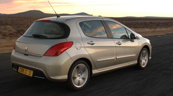 Peugeot 308 1 6 Vht 2007 Review Car Magazine