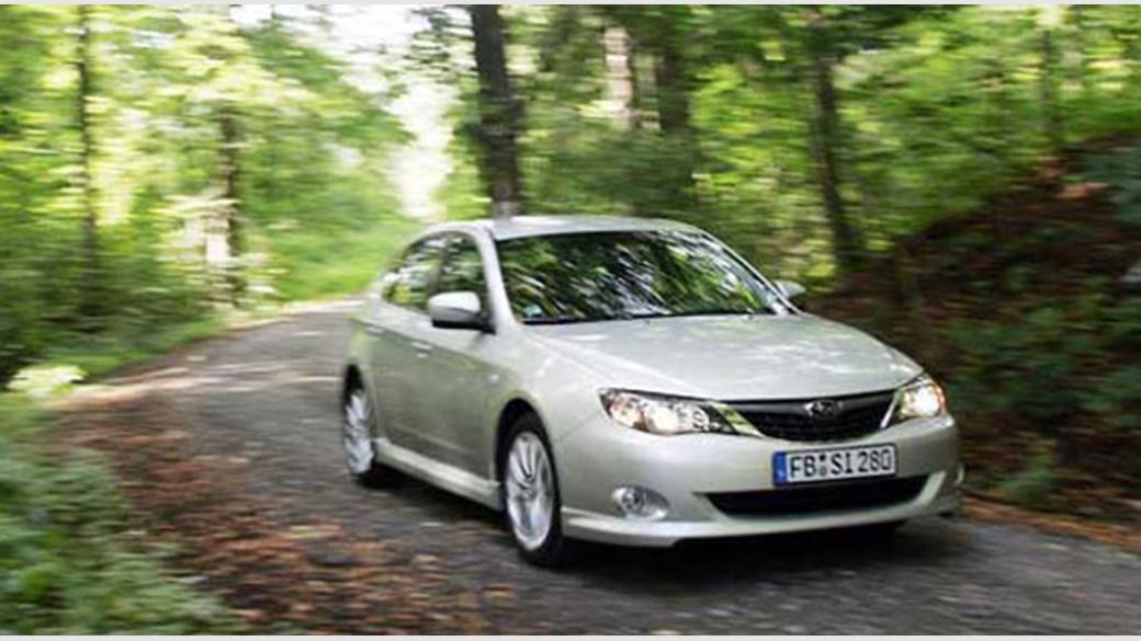 Subaru Impreza 2 0r 2007 Review Car Magazine