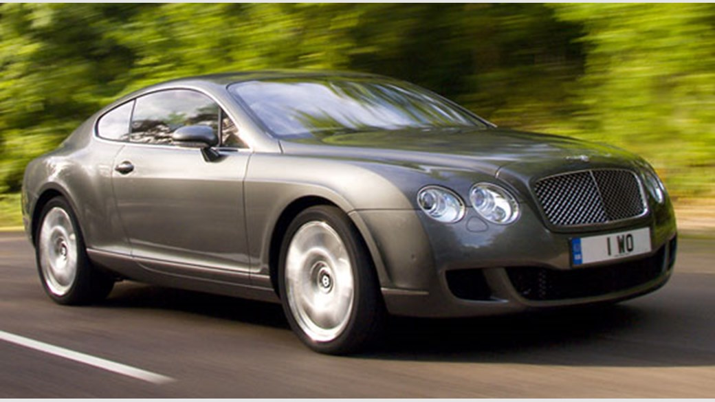 bentley continental gt speed (2007) review | car magazine