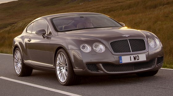 Bentley Continental GT Speed 2007 review by CAR Magazine