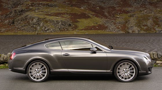 bentley continental gt speed 2007 review by car magazine. Cars Review. Best American Auto & Cars Review