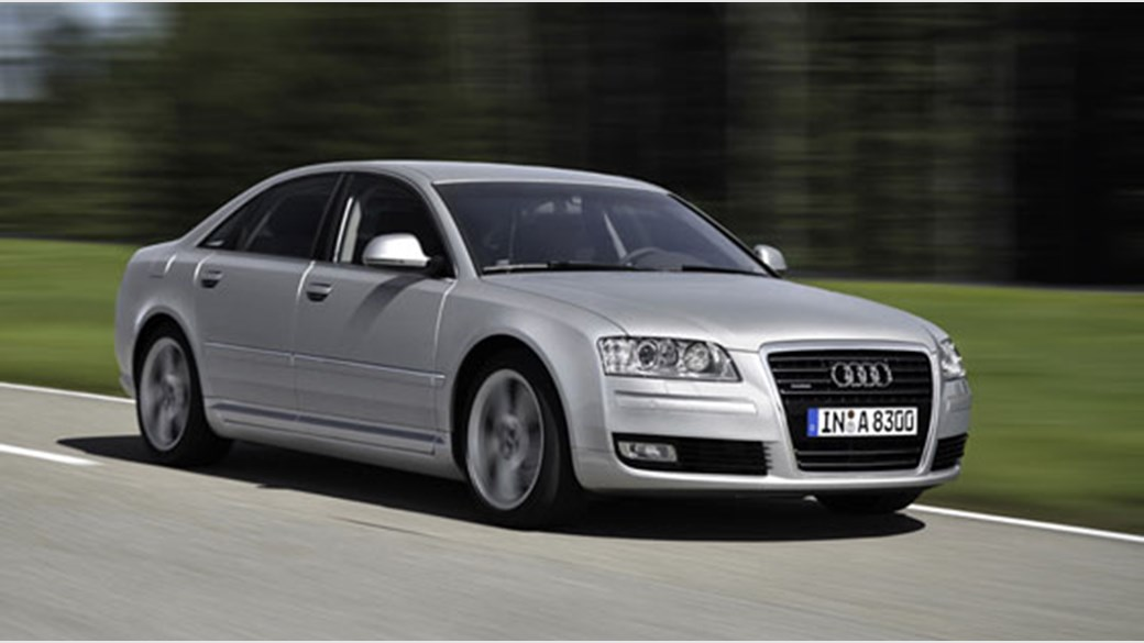 Audi A Facelift Review CAR Magazine - 2007 audi a8