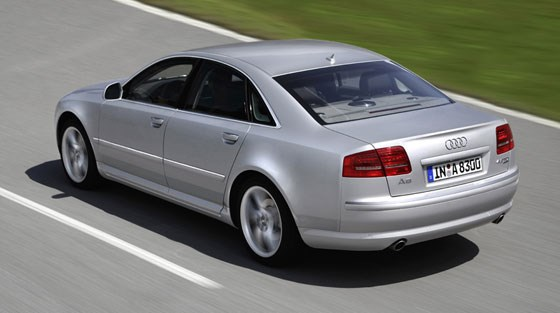 Audi A Facelift Review CAR Magazine - 2007 audi s8