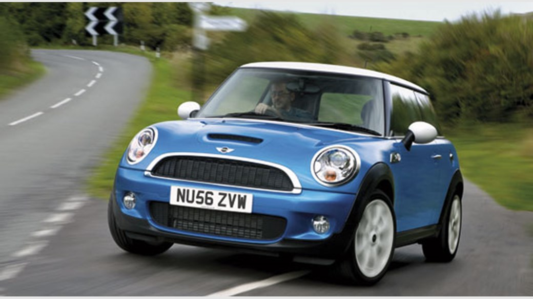Mini Cooper S Gains Stop Start 2007 Review