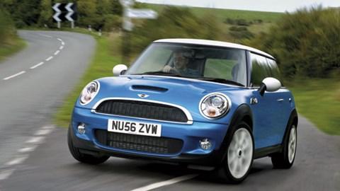 Mini Cooper S gains stop-start (2007) review   CAR Magazine