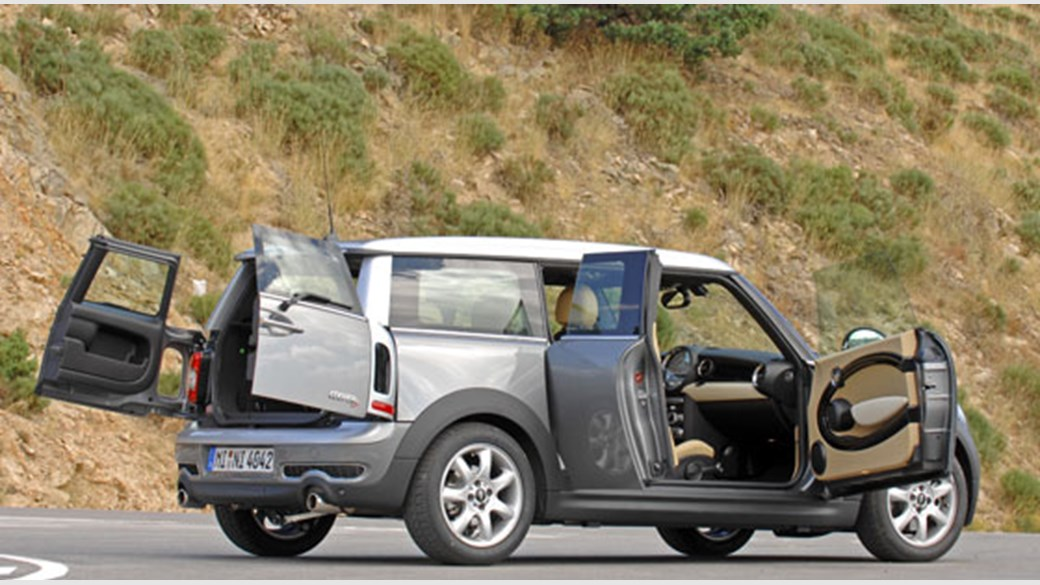 Mini Clubman 2007 review by CAR Magazine