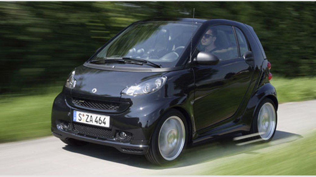 Smart Fortwo Brabus 2007 Review