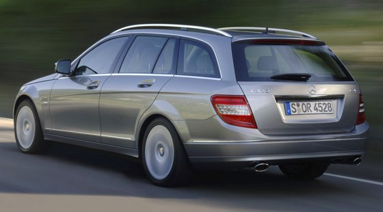 Mercedes C220 CDI estate (2007) review | CAR Magazine