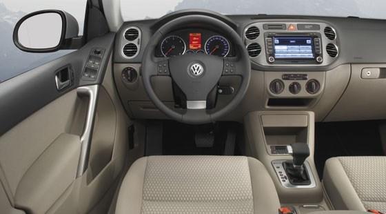 VW Touareg For Sale >> VW Tiguan 2.0 TDi (2007) review | CAR Magazine
