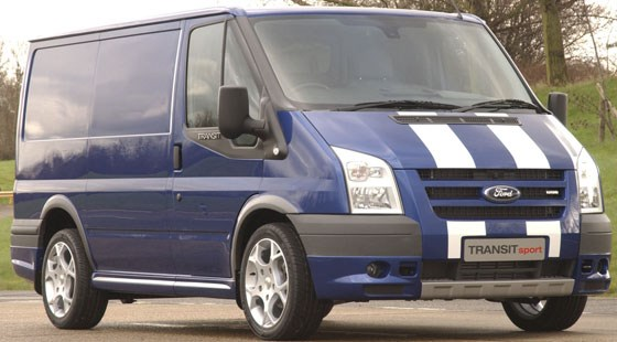 ford transit sportvan 2 2 tdci 2007 review by car magazine. Black Bedroom Furniture Sets. Home Design Ideas