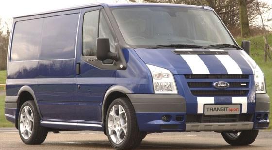 ford transit sportvan 2 2 tdci 2007 review car magazine. Black Bedroom Furniture Sets. Home Design Ideas
